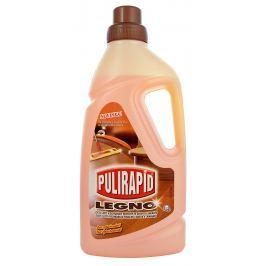 Pulirapid Legno čistič na dřevěné plochy 1000 ml