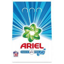 Ariel prášek Touch of Lenor Fresh barevné prádlo 20 praní 1,5 kg