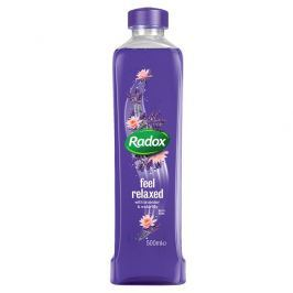 Radox koupelová pěna Feel Relaxed 500 ml