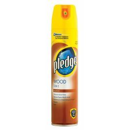 Pledge Classic na dřevo 5v1 250 ml