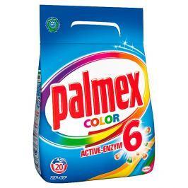 Palmex Color prací prášek, 20 praní 1,4 kg