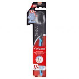 Colgate Slim Soft Charcoal Zubní kartáček měkký