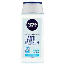 Nivea Men Pure šampon proti lupům pro muže 250 ml