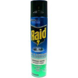 Raid proti létajícímu hmyzu s eukalyptovým olejem 400 ml