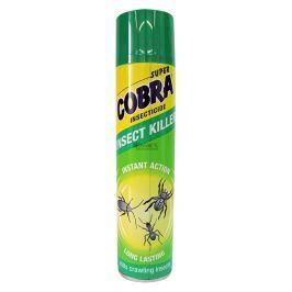 Super Cobra přípravek na lezoucí hmyz 400 ml