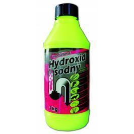 Hydroxid sodný mikrogranule na odpad 1000 g
