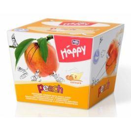 Bella Happy 2 vrstvé dětské papírové kapesníky - broskev 80 ks