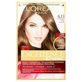 L'Oréal Paris Excellence Creme blond tmavá béžová 6.13