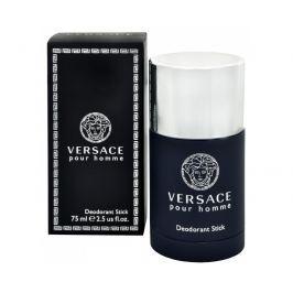 Versace Pour Homme - tuhý deodorant 75 ml
