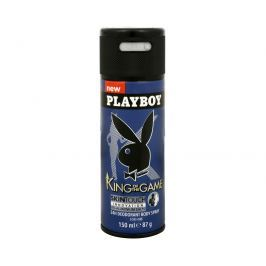 Playboy King of the Game Tělový deodorant 150 ml
