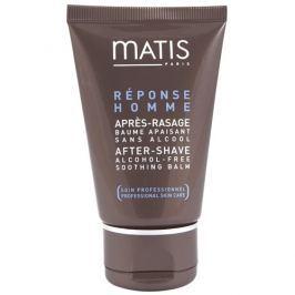 Matis Paris zklidňující balzám po holení bez alkoholu Réponse Homme 50 ml