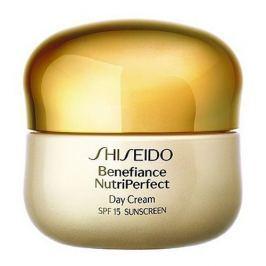 Shiseido Benefiance NutriPerfect SPF 15, obnovující denní krém  50 ml