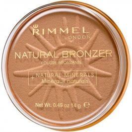Rimmel Natural Bronzer bronzující pudr 026 Sun Kissed