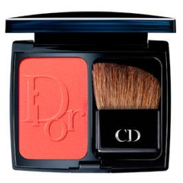 Dior pudrová tvářenka Diorblush Vibrant Colour 896 Redissimo