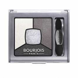 Bourjois Smoky Stories oční stíny 01 Grey & Night