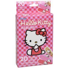 Dětské náplasti Hello Kitty 20 ks