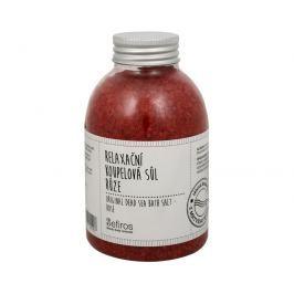 Sefiros relaxační koupelová sůl růže 500 g