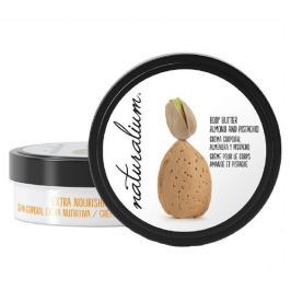 Naturalium Tělové máslo s výtažkem z mandlí a pistácií  200 ml