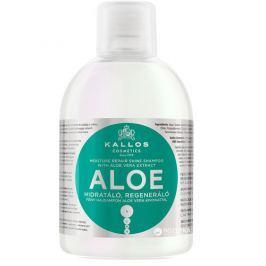 Kallos obnovující šampon s Aloe Vera 1000 ml