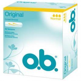 O.B. Tampóny Original Normal 56 ks