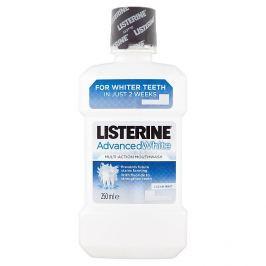 Listerine ústní voda s bělícím účinkem Advanced White 250 ml