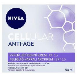 Nivea Cellular Anti-Age OF 15 vyplňující denní krém 50 ml