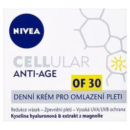 Nivea Cellular Anti-Age denní krém pro omlazení pleti OF 30 50 ml