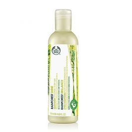 The Body Shop Rainforest kondicionér pro lesk vlasů 250 ml
