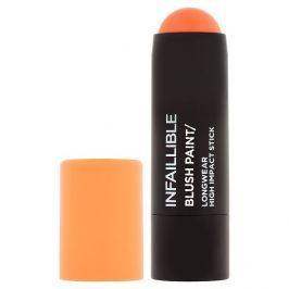 L'Oréal Paris Infallible Blush paint krémová tvářenka  400 Oranžová