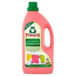Frosch Granátové jablko EKO prací prostředek na barevné prádlo 1500 ml