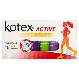 KOTEX® Active Normal tampony 16 ks