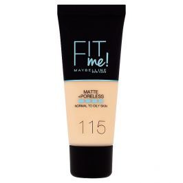 Maybelline Fit Me! make-up 115 Ivory