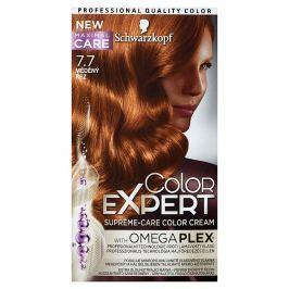 Schwarzkopf Color Expert barva na vlasy 7.7 Měděný, 50 ml