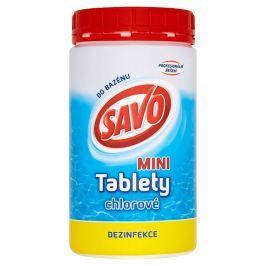 Savo chlorové tablety mini 0,9 kg