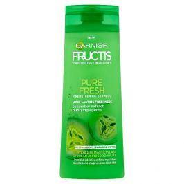 Garnier Fructis Pure Fresh šampon pro rychle se mastící vlasy 250 ml