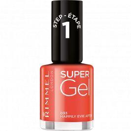Rimmel Super Gel gelový lak na nehty 033 Happily Evie After, 12 ml