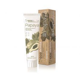 Ecodenta bělicí zubní pasta s výtažkem z papáji 100 ml
