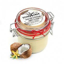 Soaphoria přírodní peeling na tělo Mléčné potěšení 255 ml