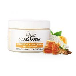 Soaphoria hydratační & uklidňující čisticí pěna na citlivou pleť 150 ml