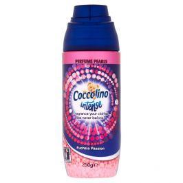 Coccolino Intense Fuchsia Passion parfémované kuličky na praní 250 g