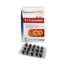 Coenzym Extra! Classic 30 mg 30 tob. + 30 tob. ZDARMA