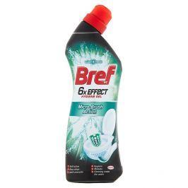 Bref WC 6x Effect Micro Brush Action WC gel 750 ml