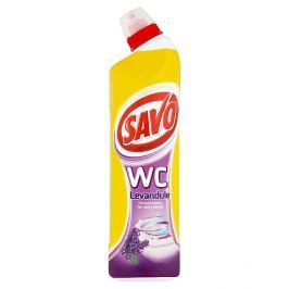 Savo WC čistič Levandule  750 ml