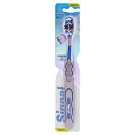 Signal White Now Carbon Correct zubní kartáček