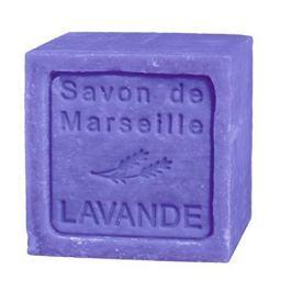 Le Chatelard Luxusní francouzské přírodní mýdlo v kostce Levandule  300 g