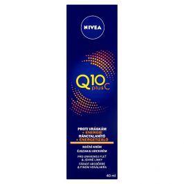 Nivea Q10 Plus C Energizujicí noční krém proti vráskám 40 ml