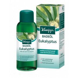 Kneipp olej do koupele Eucalyptus 100 ml