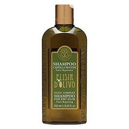 Erbario Toscano bio sprchový gel a šampón hrozen  250 ml