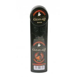 Clean&Go lesk na obuv černý 75 ml