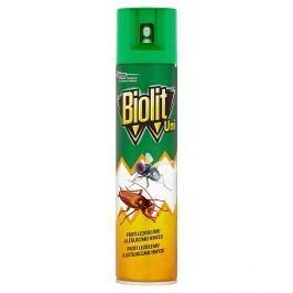 Biolit UNI 007 sprej proti létajícímu a lezoucímu hmyzu 400 ml